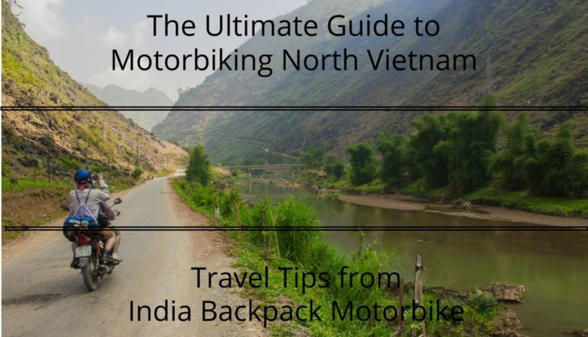 Motorbiking North Vietnam